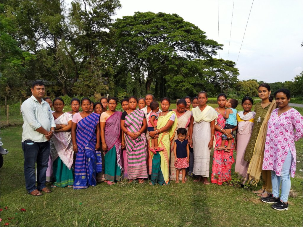 Boost Women's Livelihood Collectives for Equality