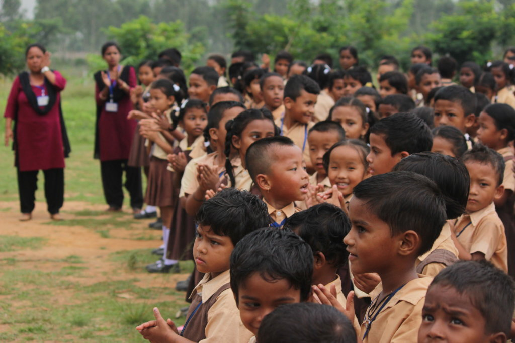 Donate a brick for the Education of Rural India