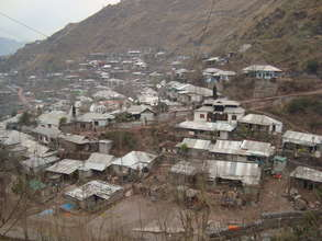 Bird-view of the community