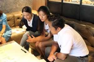 mentor session