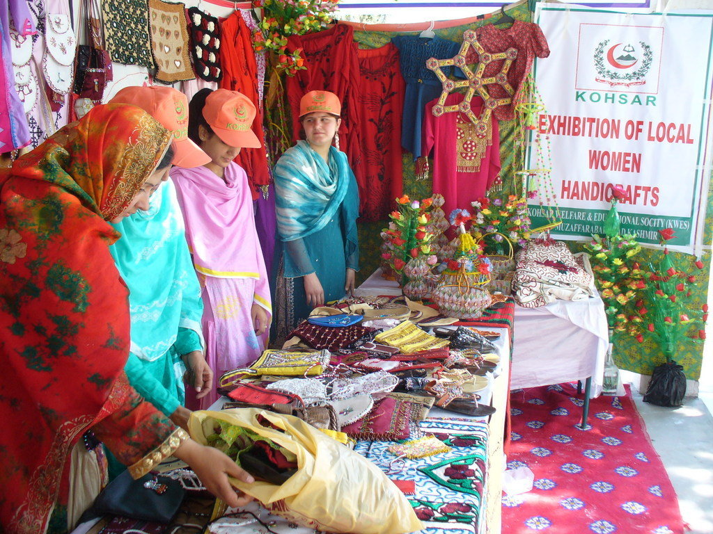 Eid package for 140 widows and their children