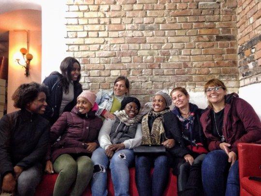 Berlin workshops group