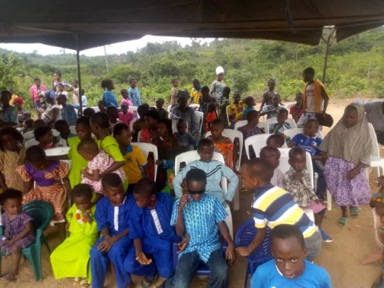 Large turn-out at Epe Mobile Clinics
