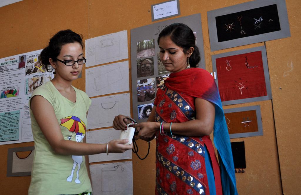 Varsha and Nayan present their collection