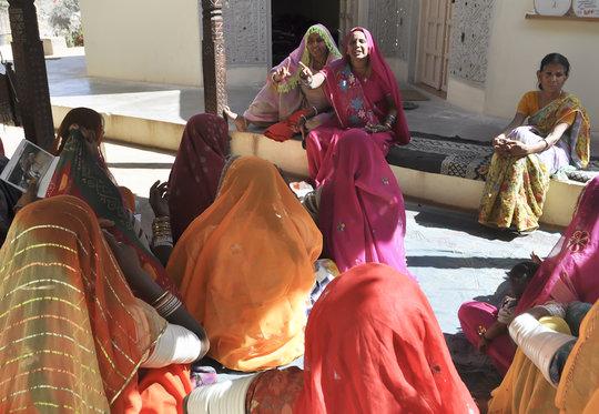 Miraben and Champaben address SURE women
