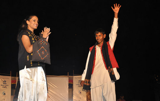Govindbhai triumphs