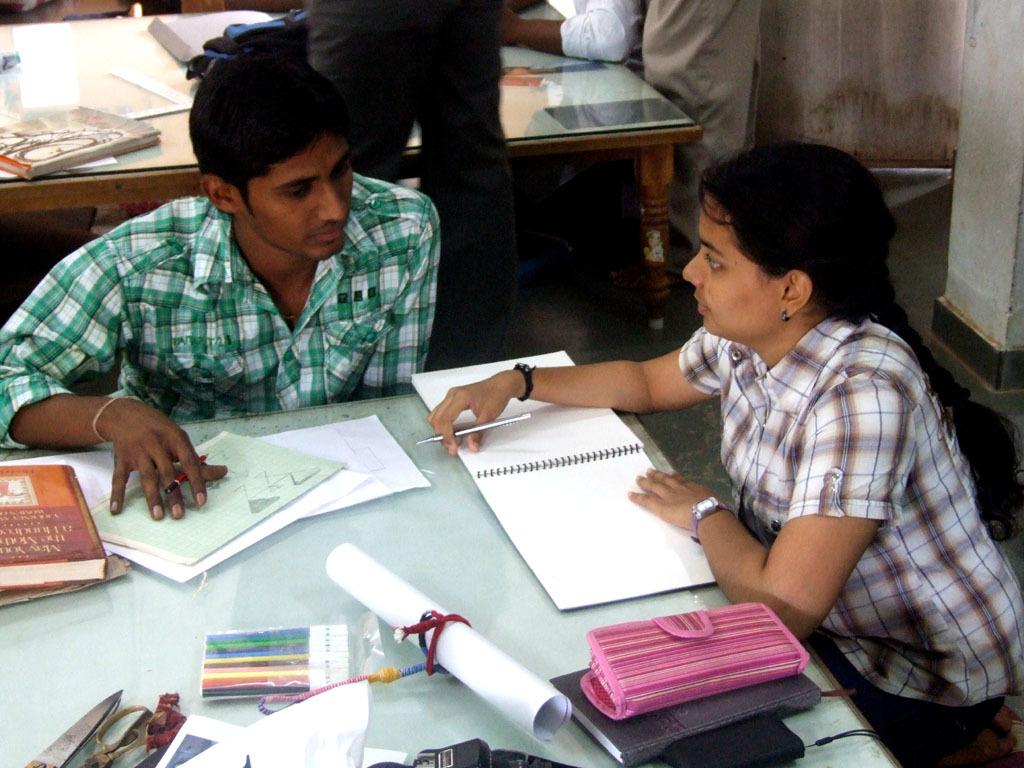 Hansraj consults with Athira