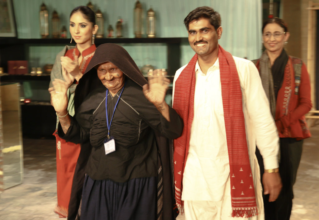 Jivaben and Jayantilal, Artisan Designers