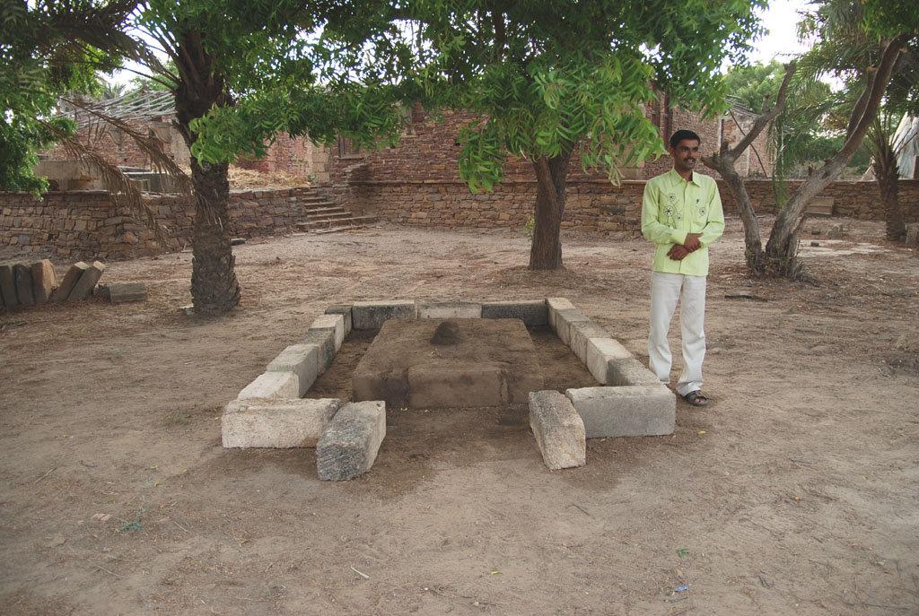 Dhanji installation