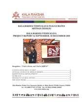 KRV Progress Report Dec 2010 (PDF)