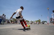 Streets Sports Tournament in Cape Town