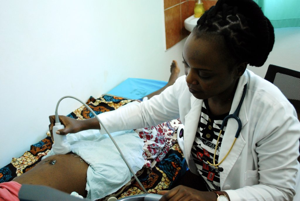 Make Motherhood Safe with Ultrasound Imaging