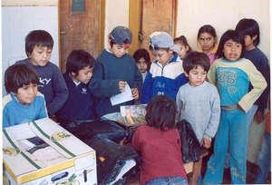 Wichi School Children