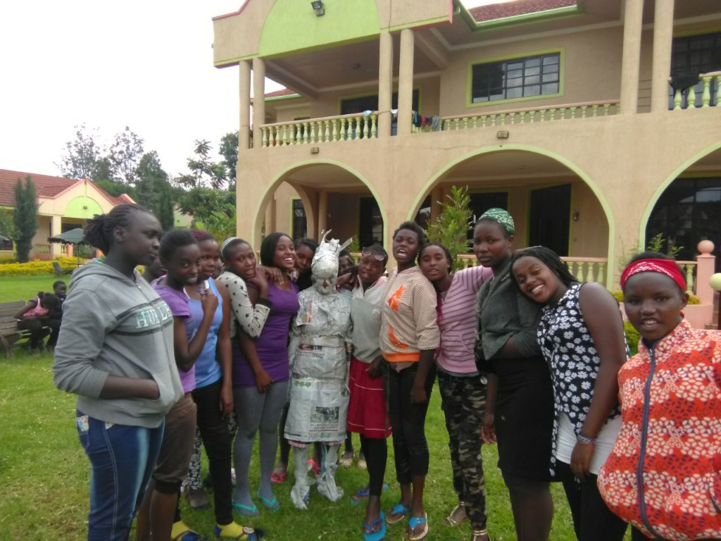 Empowering girls through education and leadership