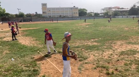 Activity at the field