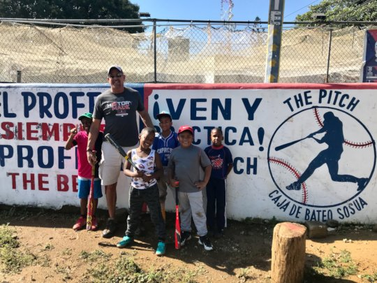 The Pitch - Batting Cage in Sosua