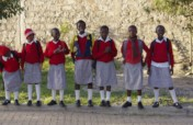 Educate and Empower Girls in Kenya