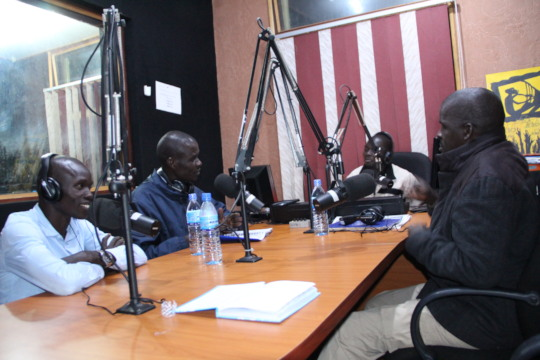 Radio talkshow