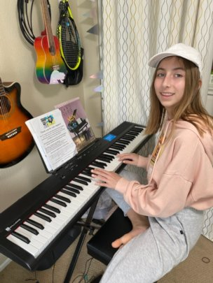 Keyboard Lessons in OR