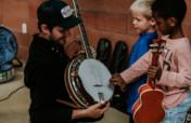 Provide 50 Instruments for Under-Served Children