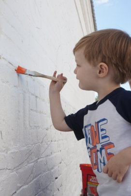 Revolution of Joy Mural