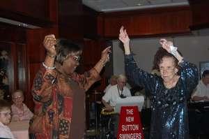 Dancing in the Deli!