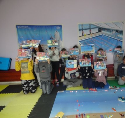 The educational bag ''travels''