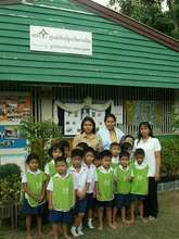 Preschool Repair to Serve 150 Poor Thai Children