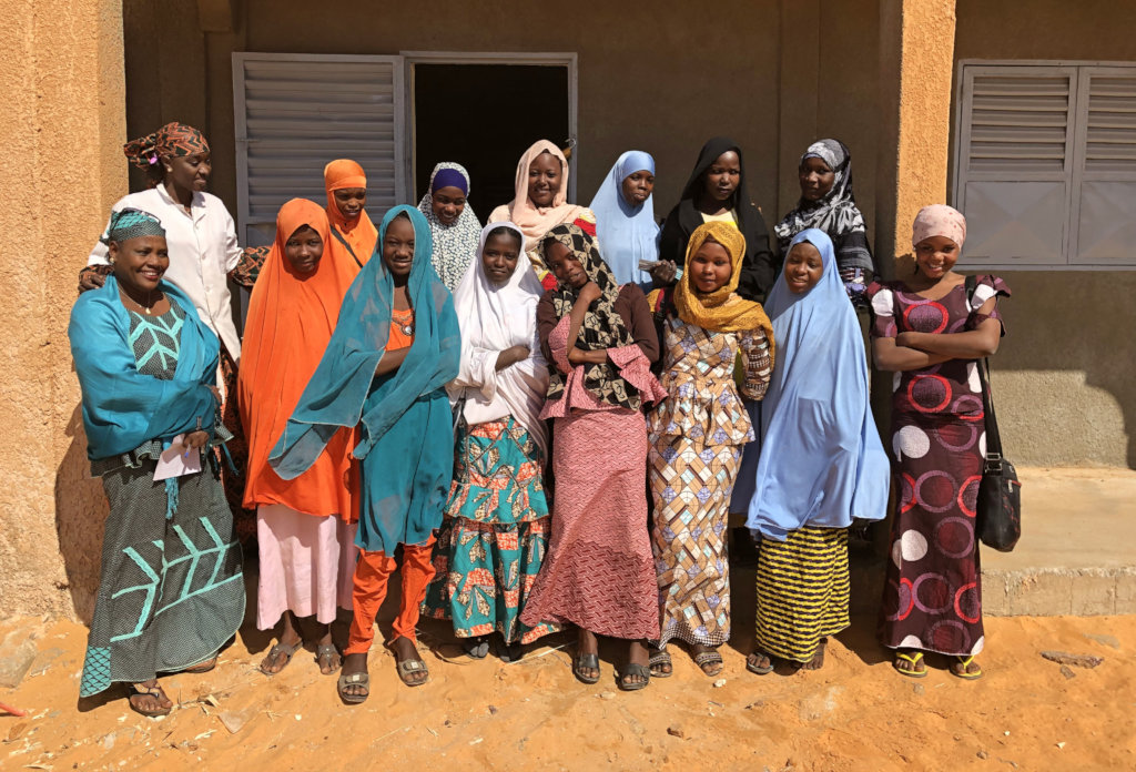 Send 40 Girls in Niger to Secondary School