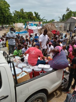Chili Kabrit for Les Cayes Relief