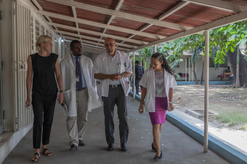HPV Vaccines for Adolescent Girls in Haiti