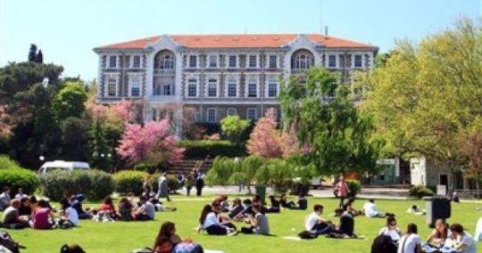 Bogazici University is waiting for you...