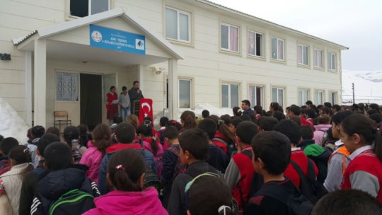 Tezeren 4th Bogazici Primary School