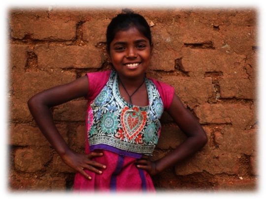 Rajni, Educate Girls' Beneficiary