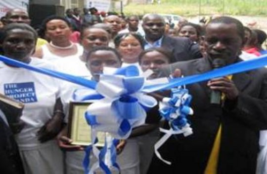 Mbale Epicenter Inauguration