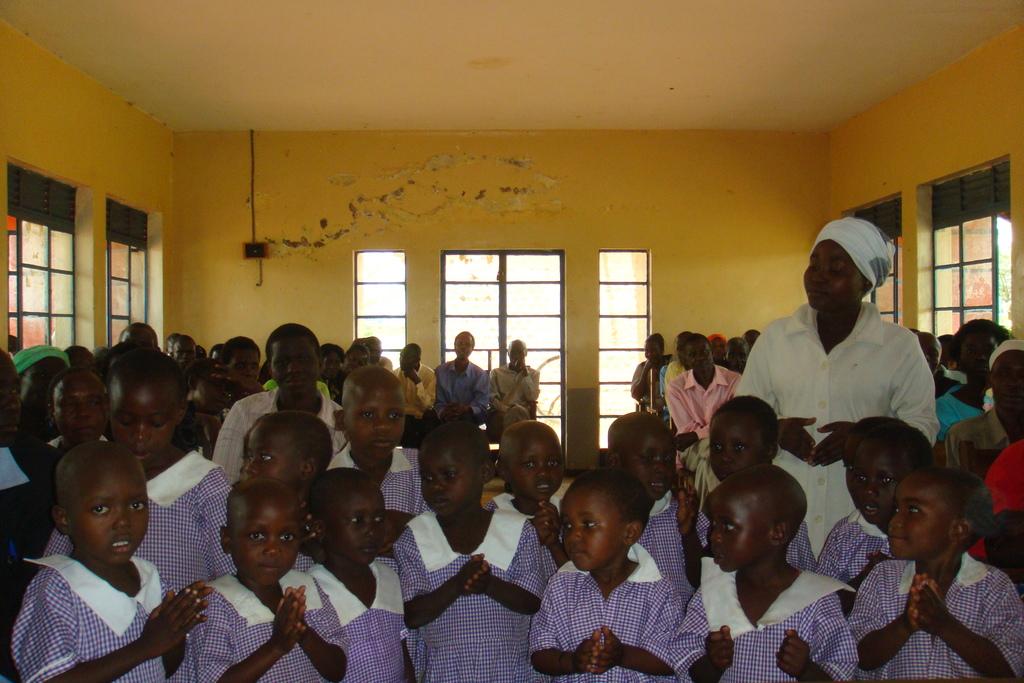 Mbale Meeting Preschool Song