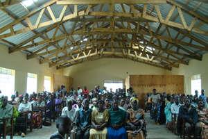 Meeting of Microfinance Partners in Rural Uganda