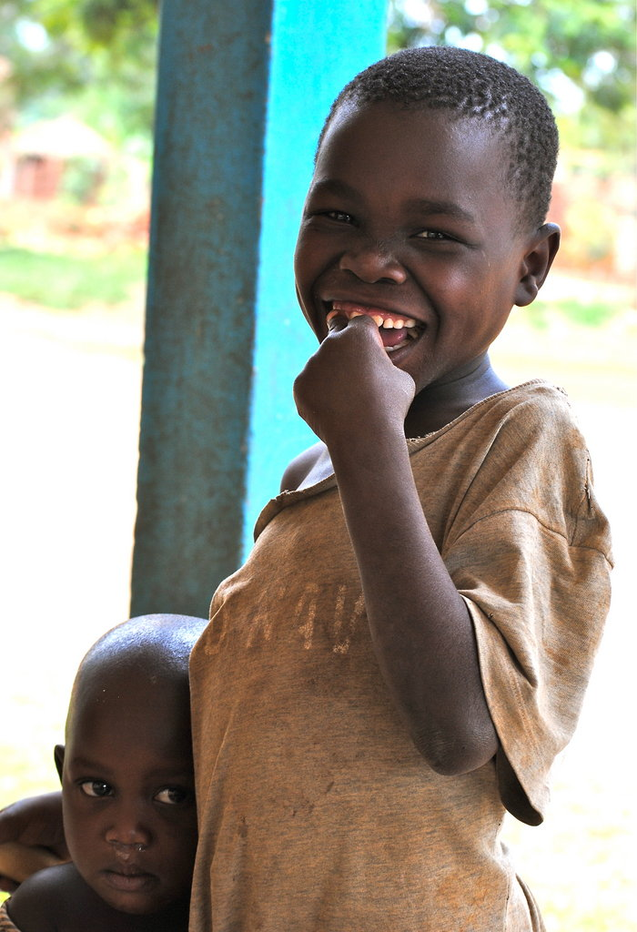Young children are able to attend nursery school programs at the epicenter, while older children attend nearby schools. In order to participate in our Microfinance Program, partners are obligated to enroll their children into school.