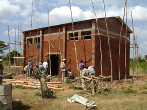 Construction of a food bank
