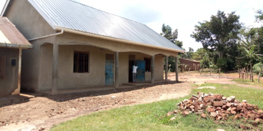 Renovated Classroom block