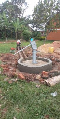 Deep water borehole