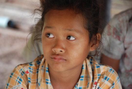 Lotus Pedals - Help Cambodian Girls Get to School!