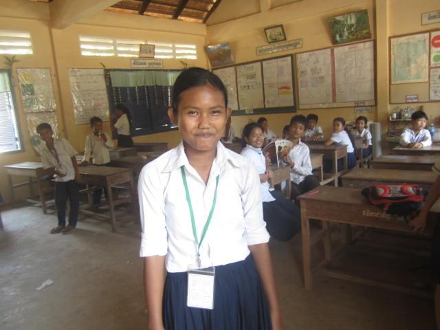 Nita at School