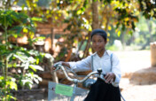 Lotus Pedals - Help Cambodian Girls Get to School!