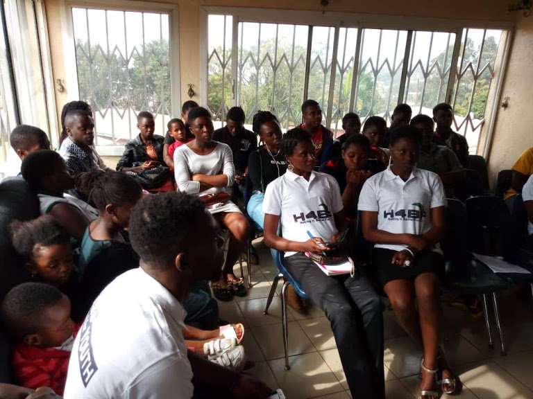 Empower internally displaced youths in Cameroon
