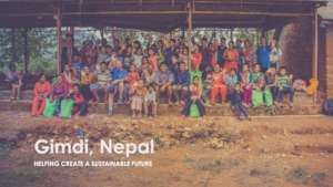 Provision of Sanitation for a Village in Nepal