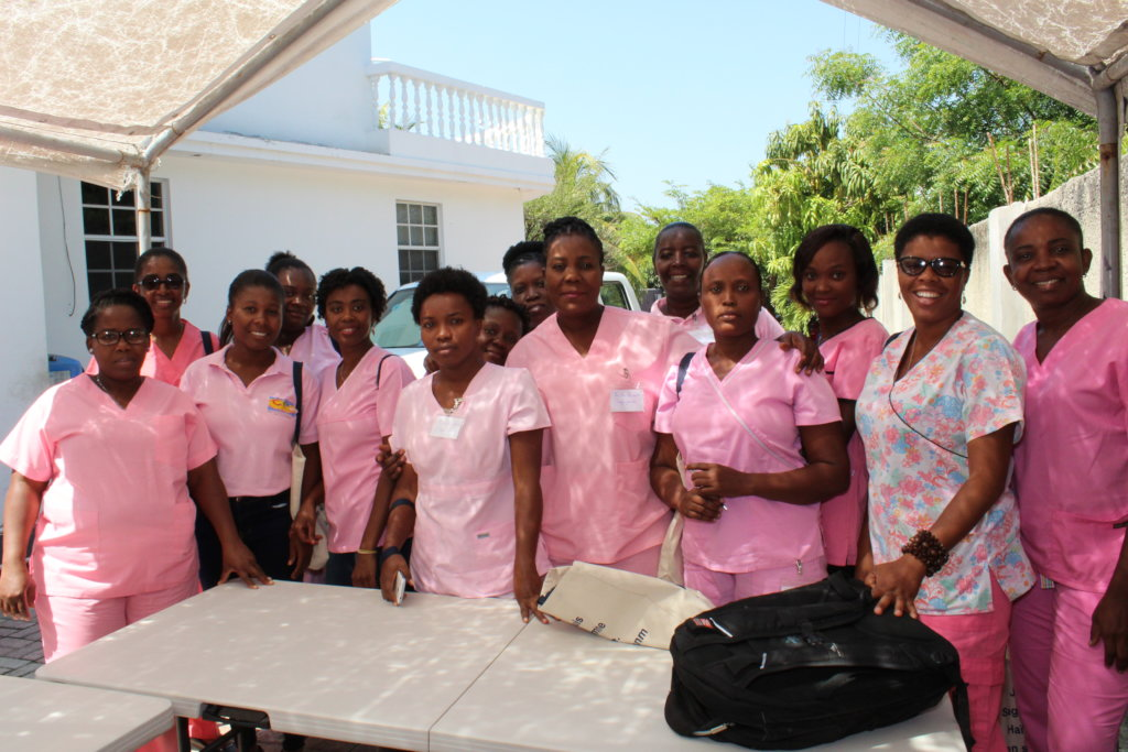 Help Haitian Midwives STOP VIOLENCE AGAINST WOMEN!