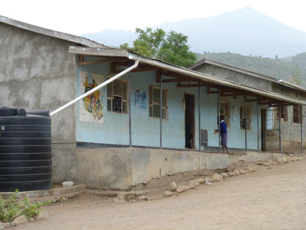 Classrooms at Losinoni