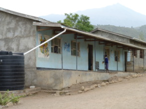Classrooms at Losinoni