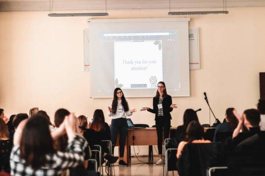 Student Leader Wrap-up Seminar
